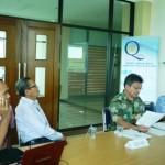 Simulasi Visitasi Akreditasi Teknik Industri Universitas Trunojoyo Madura